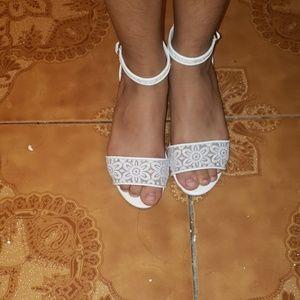 Girl heels